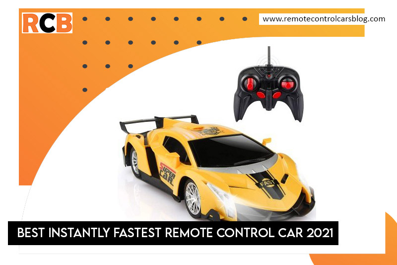 Fastest Remote Control Car
