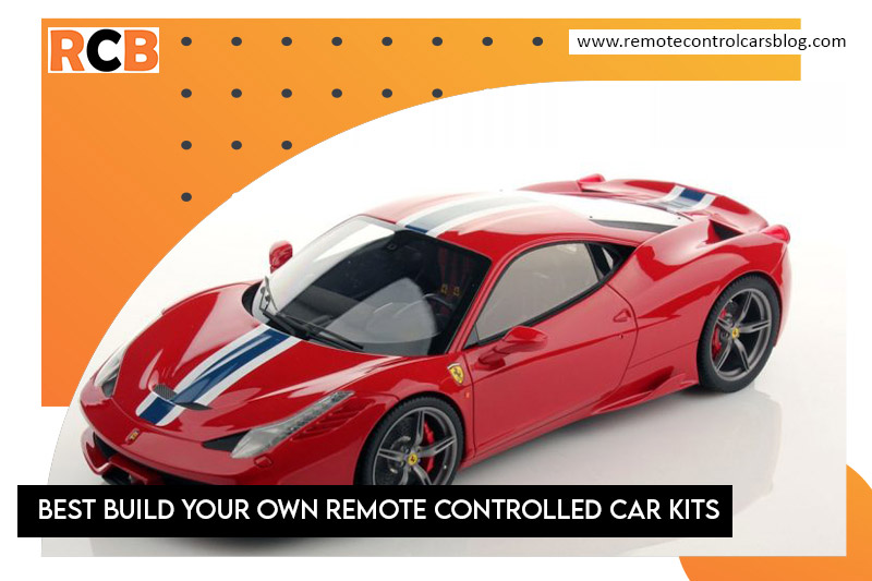 Best Build Your Own Remote controlled Car Kits