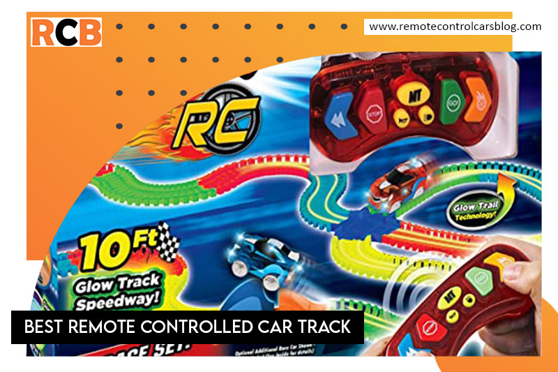 Remote Controlled Car Track