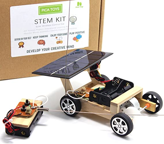 Kit radio-controlled car