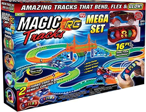 Race Cars Magic Track