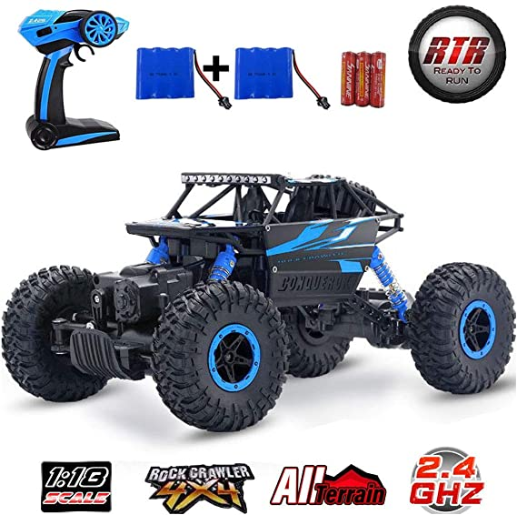 SZJJX 4WD RC Cars