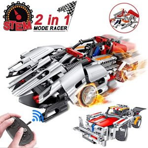 Self Car Building STEM Toy Kit