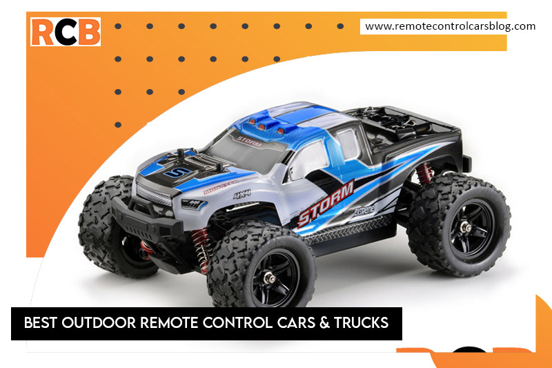 Best Outdoor Remote Control Cars & Trucks