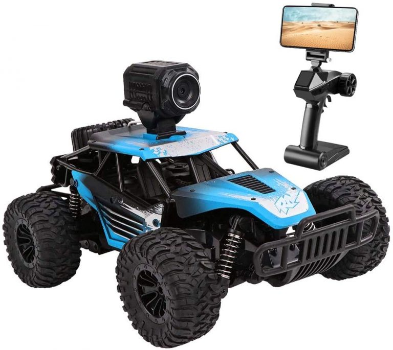Dual Control Off-Road HD Camera - RC Car by DeXop