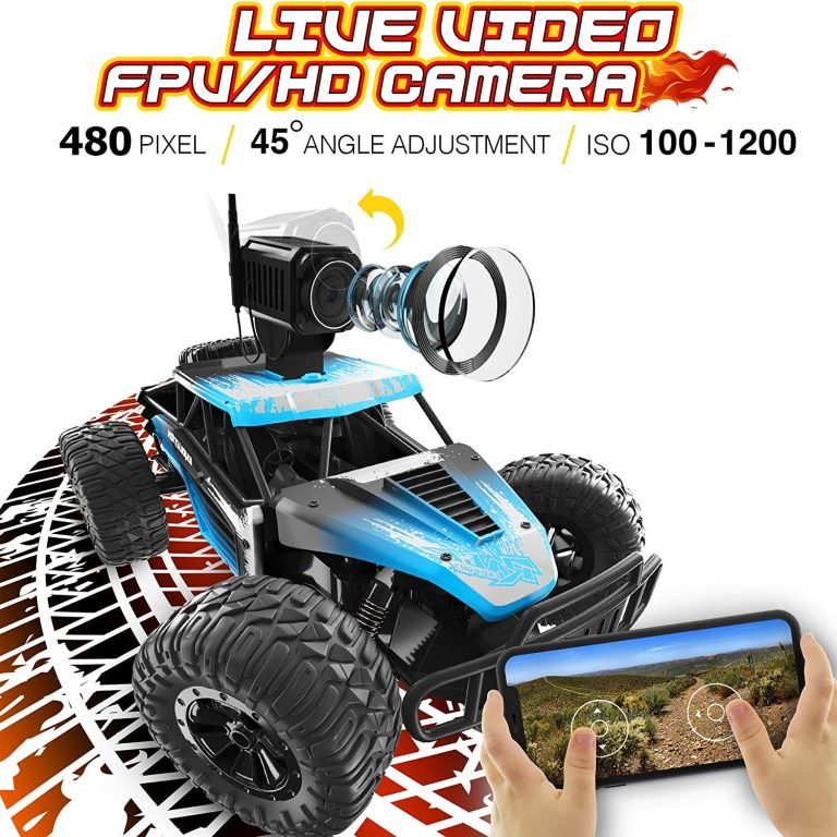 WiFi Camera Car / Truck Rc Controlled by JAMTOYS