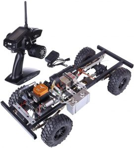 Gas Powered RC Car by Yamix