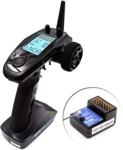 FS-GT5 Transmitter Receiver By Flysky for RC Car and Boat