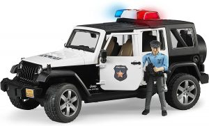 Prextex Police Monster Remote Controlled - Fully Functional