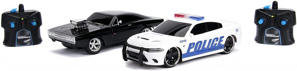 The best RC police car with lights