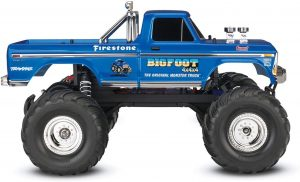 2. Traxxas Bigfoot No. 1 2WD Monster Truck Vehicle