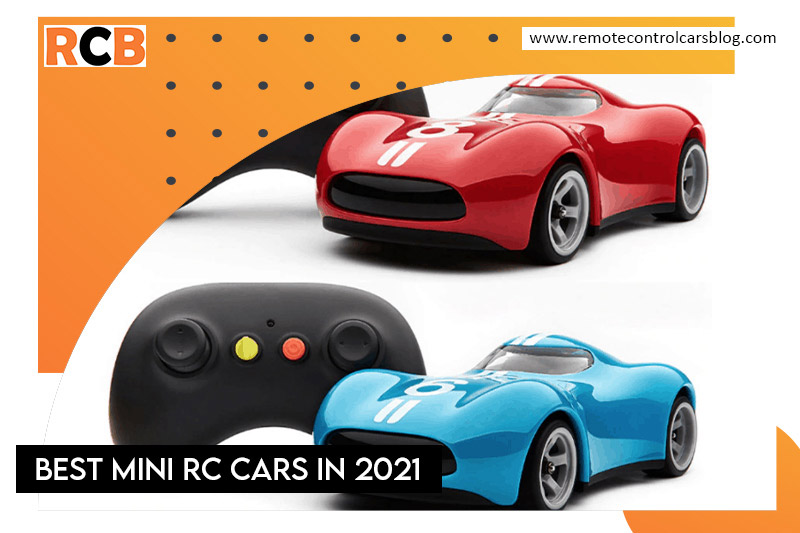 Best Mini RC Cars in 2021
