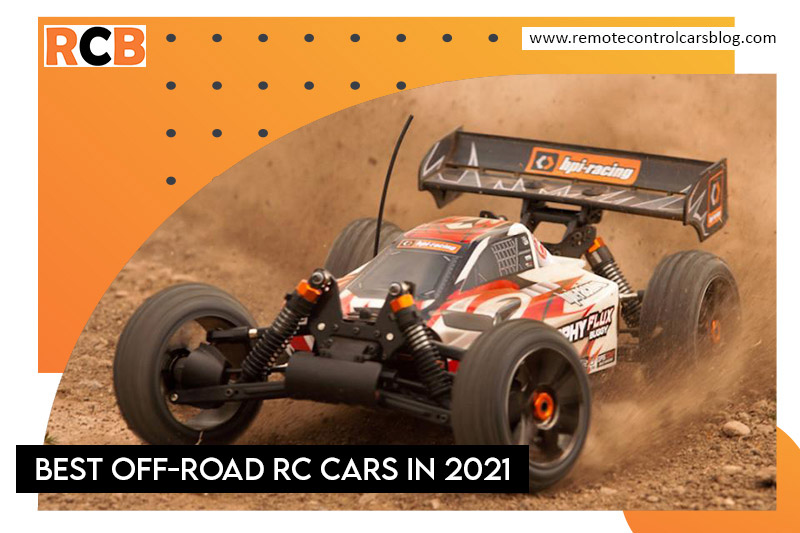 Best Off-Road RC cars in 2021