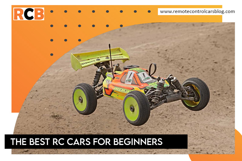 best rc cars for beginners