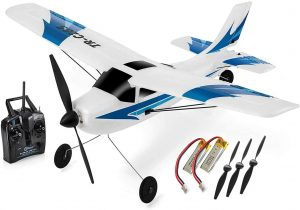 Top Race Rc Plane 3 Channel Remote