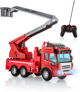 Fire Truck Toy Remote Control