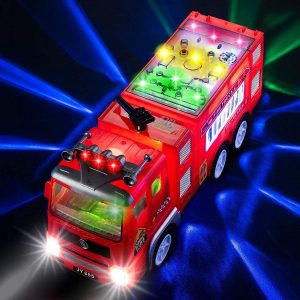 Fire-truck for your kids
