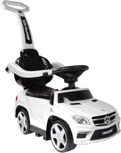 Mercedes electric cards for kids